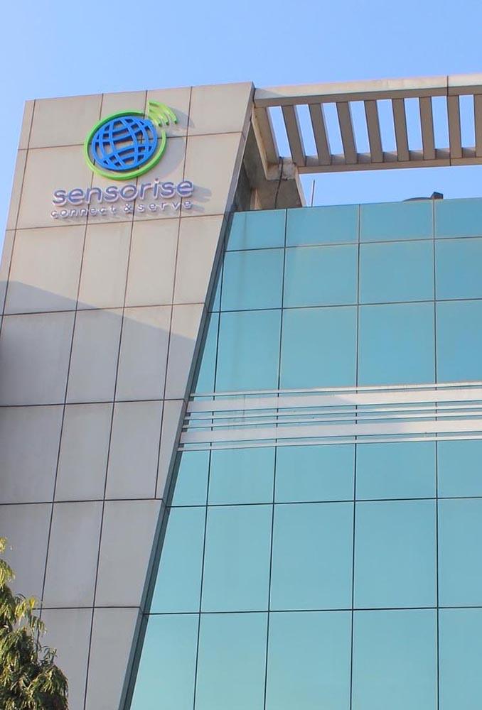 Sensorise Corporate Headquarters Building